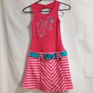 Lilt Girl's Dress Size:10